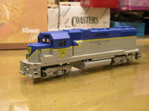 Mid-Continent Region of the NMRA